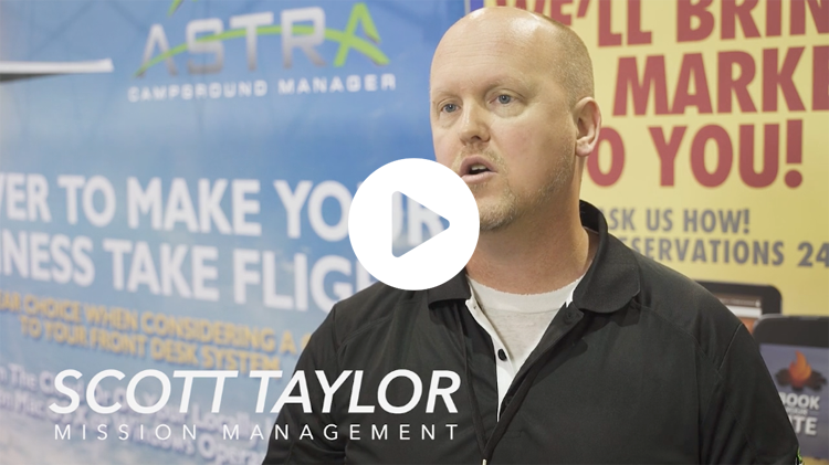 RV Park Management System |Astra by Campground Manager
