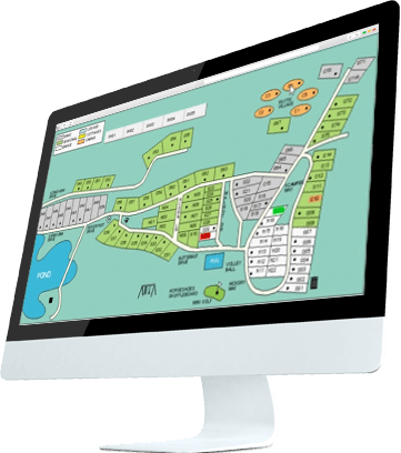 park map astra campground manager solution - Campground Manager